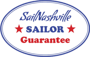 sailnashville sailor guarantee